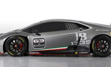 Lamborghini Huracán LP 620-2 Super Trofeo pronta per la nuova stagione