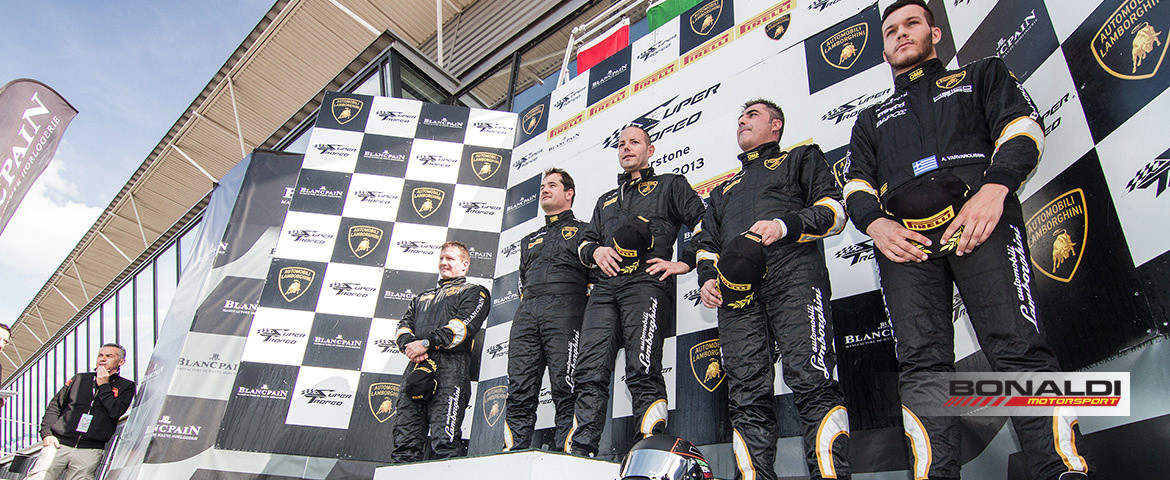 2013 – A year in pole position