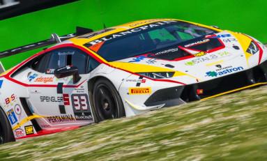 Riparte la sfida del Lamborghini Blancpain Super Trofeo