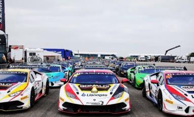 Tutti gli equipaggi di Bonaldi Motorsport a podio