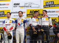 ADAC GT Masters, Kujala a podio nella classifica Junior