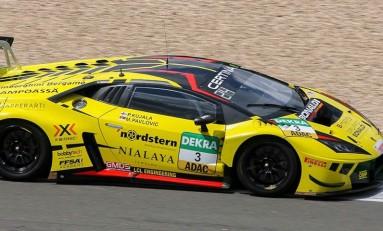Race 2: recovery race for Bonaldi Motorsport crews