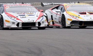 Nurburgring, inizio in salita per Bonaldi Motorsport