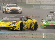 Bonaldi Motorsport: ADAC GT Masters came to an end