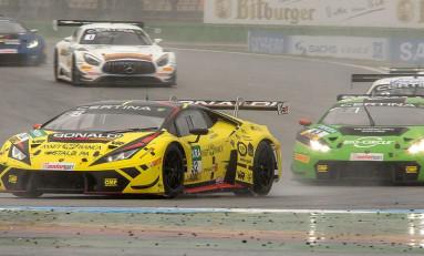 Bonaldi Motorsport, concluso l'ADAC GT Masters