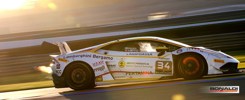 Another successful season for Bonaldi Motorsport