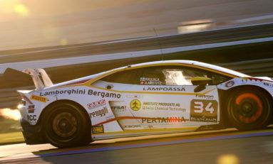 2016 - Another successful season for Bonaldi Motorsport