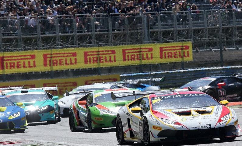 Al via a Monza il Lamborghini Super Trofeo