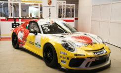 Carrera Cup Italia, un inizio in salita...