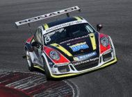 Carrera Cup Italia, si va a Vallelunga