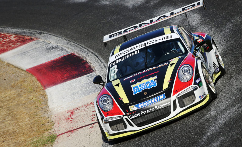 Bonaldi Motorsport - Carrera Cup Italia 2017 - Pellegrinelli