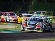 Carrera Cup ad Imola, due piazzamenti per Pellegrinelli