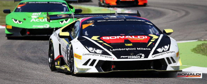 Bonaldi Motorsport to the Grand Final in Imola