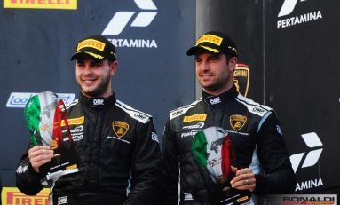 World bronze for Bonaldi Motorsport