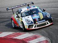Bonaldi rilancia la sfida in Carrera Cup Italia con Pellegrinelli