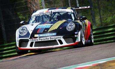 Carrera Cup Italia, un esordio incandescente