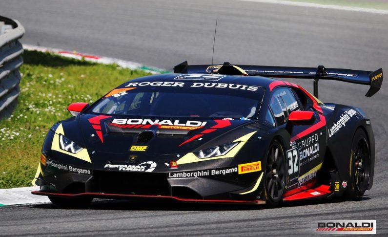 Lamborghini Super Trofeo, buona la prima!