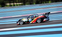 Carrera Cup Italia, trasferta francese amara