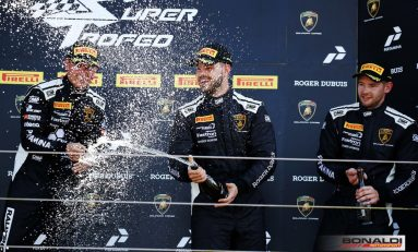 Two podiums for Bonaldi Motorsport in Silverstone