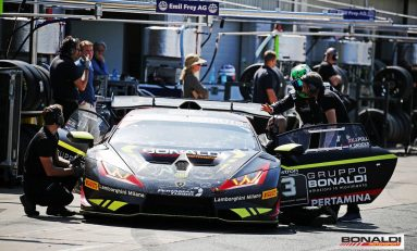 Lamborghini Super Trofeo, welcome back in Italy