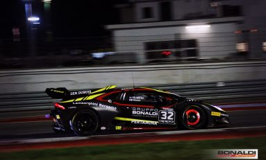 Bonaldi Motorsport: only placing at Misano Adriatico