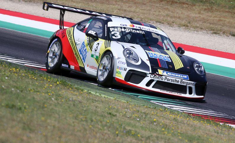 Bonaldi Motorsport Carrera Cup Italia 2018