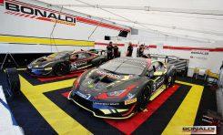 Bonaldi Motorsport at Spa exam