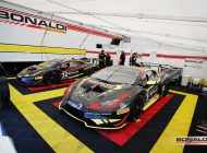 Bonaldi Motorsport all'esame di Spa
