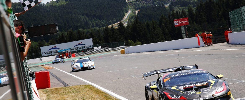 Double win for Bonaldi Motorsport at Spa