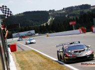 Double win for Bonaldi Motorsport at Spa