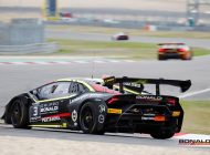 Lamborghini Super Trofeo, season ending at Vallelunga
