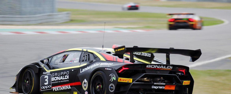 Lamborghini Super Trofeo, chiusura a Vallelunga
