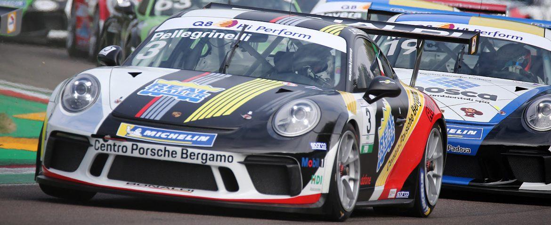 Ad Imola sesto posto per Simone Pellegrinelli