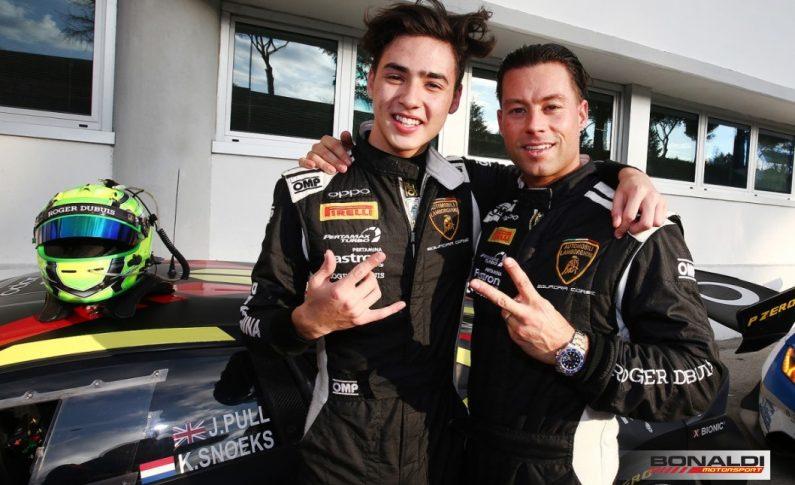 Bonaldi Motorsport al secondo posto in gara 2 mondiale