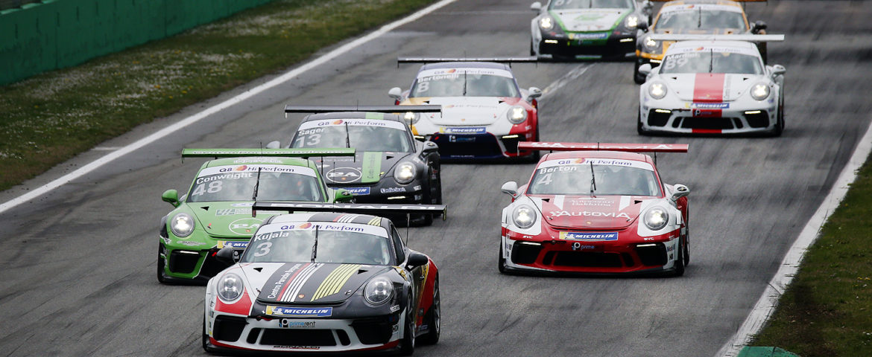 Debutto vincente per Kujala in Carrera Cup Italia