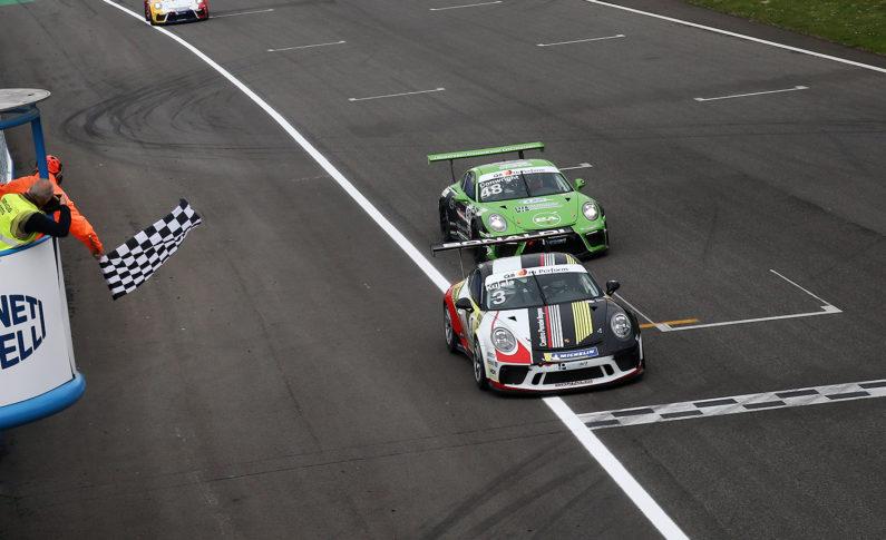 2019 Carrera Cup Italia - Bonaldi Motorsport - Patrick Kujala