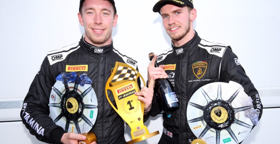 Lamborghini Super Trofeo, subito vincenti!