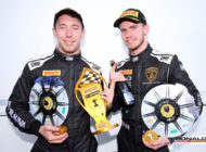 Lamborghini Super Trofeo, immediately winners!