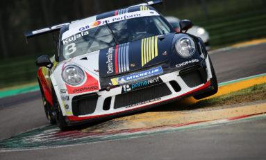 Carrera Cup Italia, Kujala due volte quarto a Imola
