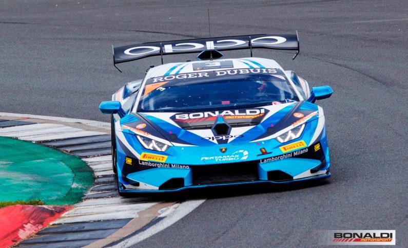 Lamborghini Super Trofeo, a Misano per difendere il primato