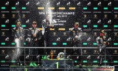 Doppietta di Bonaldi Motorsport a Spa-Francorchamps