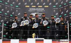 Lamborghini Super Trofeo, due volte secondi al Nurburgring