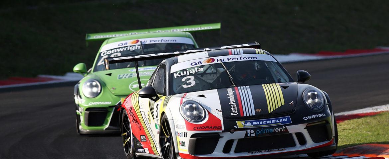 Carrera Cup Italia, a meno 13.5 dalla vetta