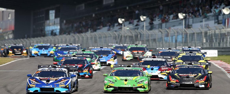 Lamborghini Super Trofeo, a Jerez in Spagna il gran finale
