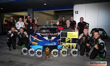 Lamborghini Super Trofeo, Afanasiev e Kroes campioni!