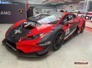 Lamborghini Super Trofeo, Bonaldi Motorsport starts with Stoneman
