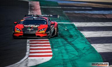 Lamborghini Super Trofeo, al Nurburgring con la novità Kikko Galbiati