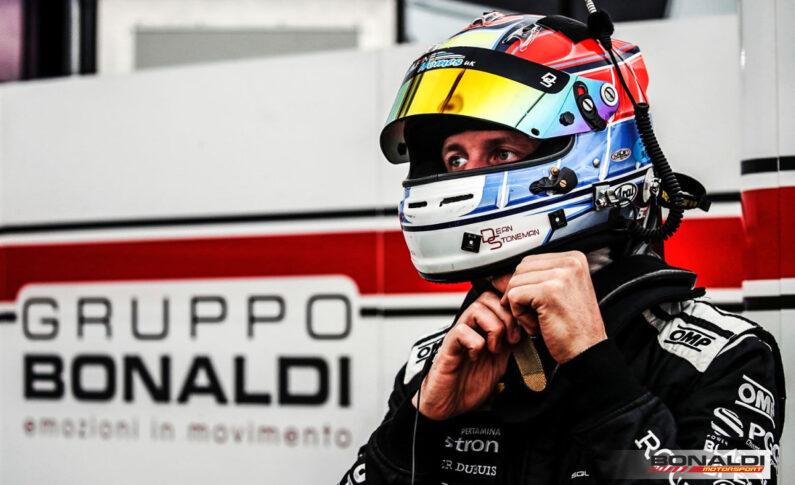 Lamborghini Super Trofeo, Patrick Kujala returns to Barcelona!