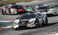 Lamborghini Super Trofeo, Bonaldi Motorsport leading the champ