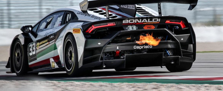 Lamborghini Super Trofeo, at Spa to confirm the leadership